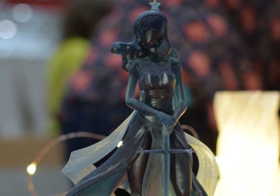 Figurine originale «Knight»