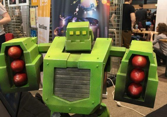 Goblin'z Robot